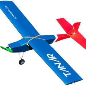 Tanár tanar model airplane kit balsa wood