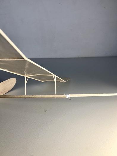 avión indoor vuelo libre