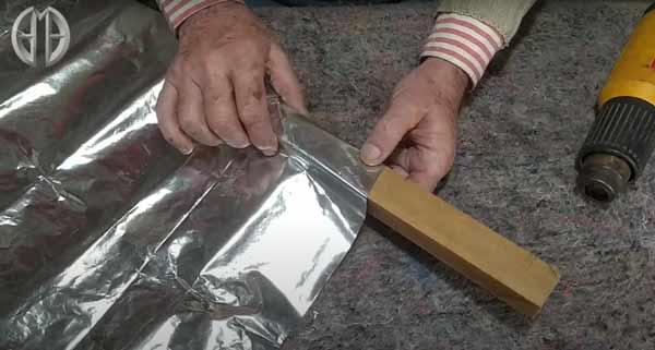 recubrimiento con aluminio